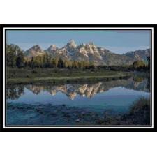 Grand Teton Awakening