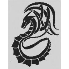Tribal Dragon
