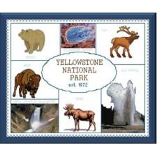 Yellowstone National Park Sampler