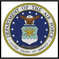 Air Force Seal - #10943