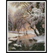Winter Sunrise - #10947