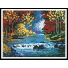 Mini Autumn River - #10948