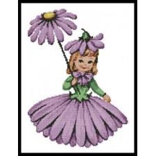 Flower Girl 2 - #10953