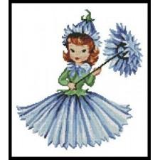 Flower Girl 3 - #10954
