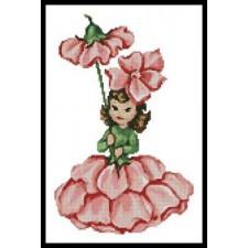 Flower Girl 4 - #10955
