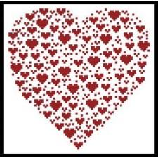 Valentine Heart - #11008