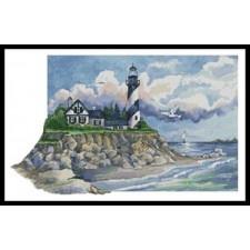 Spiral Lighthouse - #11011
