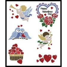 Valentine Motifs - #11020