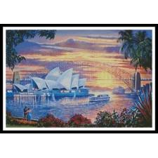 Sydney Opera House - #11030-MGL