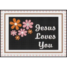 Jesus Loves You Sampler