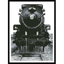 Mini Vintage Train - #11044