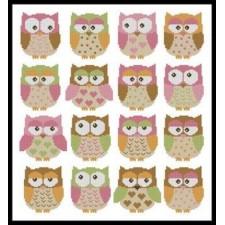 Owls - #11057