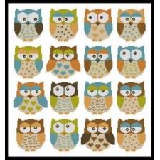 Owls 2 - #11058