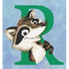 R- Raccoon