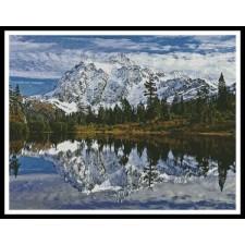 Mount Shuksan - #11064