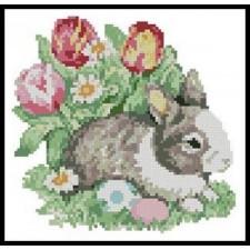 Mini Easter Bunny - #11067