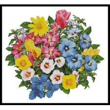Bright Bouquet - #11084-INT