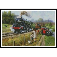 The Flying Scotsman - #11092-INT