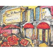 Paris Flower Market (Premium Chart)