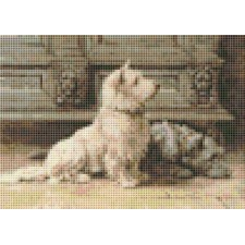 West Highland Terrier (Mini Chart)