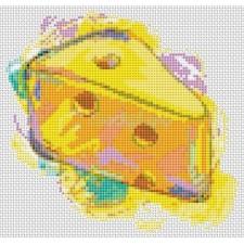 Kitchen Series: So Cheesy (Mini Chart)