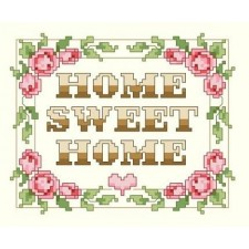 Home Sweet Home Big Stitch
