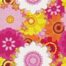 Summer Flowers (Mini Chart)