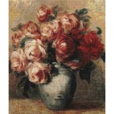 Renoir's Morte aux Roses