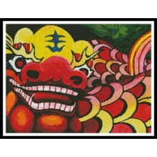 Chinese Dragon - #11126