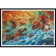 Encountering Dragons - #11134-KH