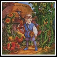 Jack and the Beanstalk - #11137-PFLD