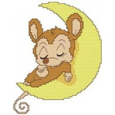 Baby Mouse Moon