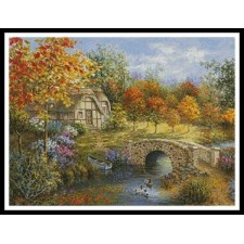 Autumn Beauty - #11170-ARTL