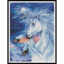 Unicorn in the Moonlight - #11171-INT