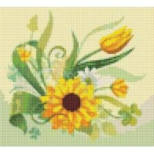 Sunflower Garden (Mini Chart)