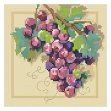 Grapes on Vine Big Stitch