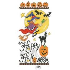Happy Halloween Sampler