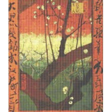 Japonaiserie after Hiroshige