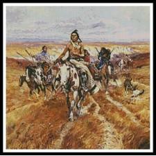 When the Plains were His - #11241