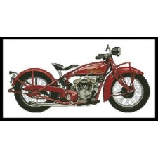 1928 Indian 101 Scout - #11253