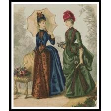 Victorian Fashions 2 - #11258