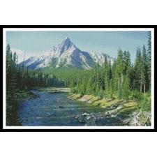 Mountain Stream - #11259
