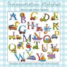 Alphabet Transportation Sampler