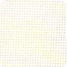 Jobelan borduurstof 8dr/cm gebroken wit