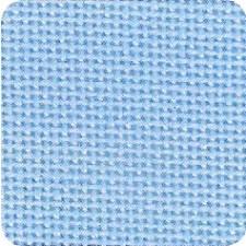 Jobelan borduurstof 8dr/cm korenblauw