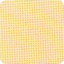 Jobelan borduurstof 8dr/cm geel