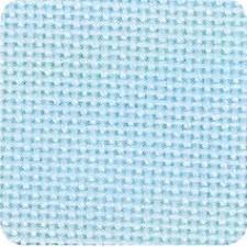 Jobelan borduurstof 11dr/cm lichtblauw