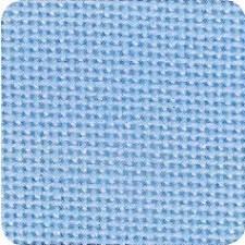 Jobelan borduurstof 11dr/cm lelieblauw