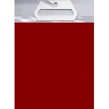 Jobelan borduurstof 11dr/cm rood