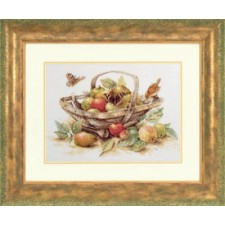 Counted cross stitch kit Summerfruit